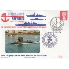 RNCH66 Portsmouth  Navy Days 1994   The Royal Netherlands Navy