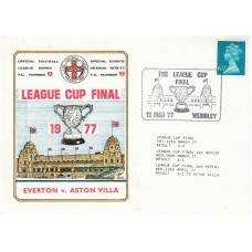 Official Football League Series FC9 League Cup Final Everton v Aston Villa