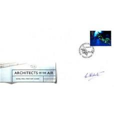 Architects of the Air FDC Signed William Alderton DFC Pilot Mosquito
