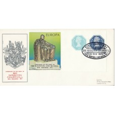 Centenary of the Birth of Sir Winston Churchill with special Souvenir Sheet 1974