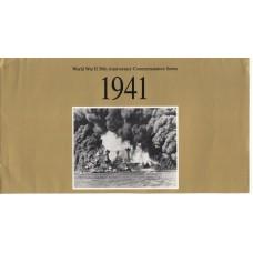 USA 1991 World War 11 50th Anniv Commemorative Series Booklet Unmounted USA 1991