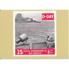 PHQ 162 D - Day cards  Mint Full Set