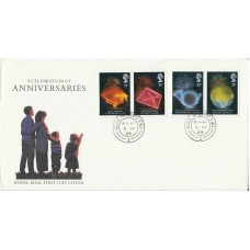 1989 Anniversaries GPO FDC House of Lords  CDS PMK