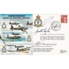 39/4c North Sea Shipping Searches 1939  Double Signed Plus Lester Piggott ( Joc