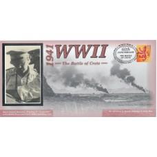 1941 WW11 60th Anniversary WW11 Battle of Crete  BWW13 Cover