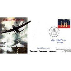 Flown Attacks the Urft Dam by 617 Sqn Signed Fred Watts  617 Sqn