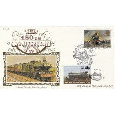 GWR 2 The 150th Anniv of the GWR. The Cheltenham Flyer